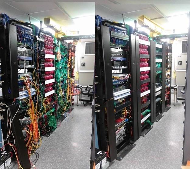 hạ tầng công nghệ thông tin